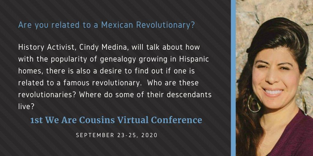 Cindy A. Medina - Are You Related to a Mexican Revolutionary