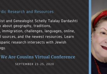 Schelly Talalay Dardashti - Sephardic Research and Resources