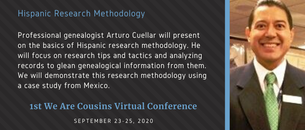 Hispanic Research Methodology - Arturo Cuellar