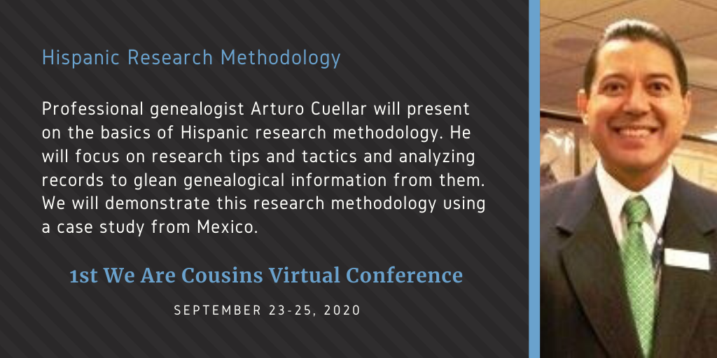 Hispanic Research Methodology - Arturo Cuellar
