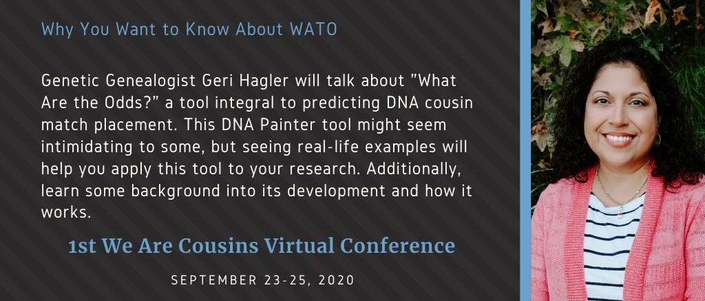 Why You Want to Know About WATO - Geri Hagler
